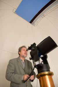 Astronoms Ilgonis Vilks
